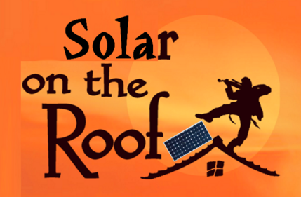 , Art, Industry & Energy- Why is the Fiddler on the Roof?